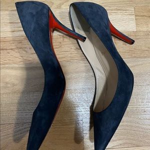 ISO Louboutin Apostrophy Pumps 85mm 39.5 , 40